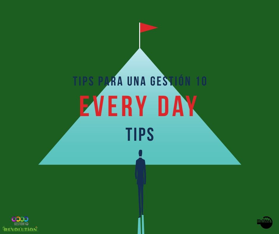 Tips Gestión 10 sobre logística empresarial
