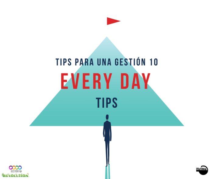 Tips Gestión 10 sobre RRHH
